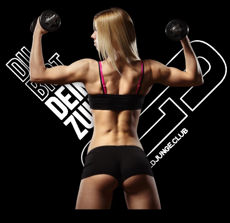 GOLDJUNGE Fitness Club